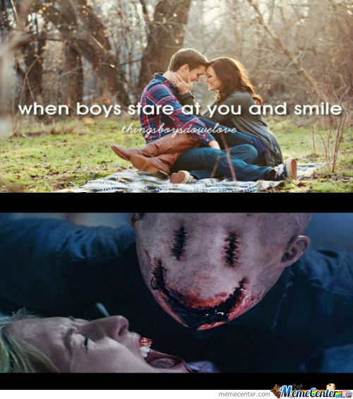 [RMX] When Boys Stare At You And Smile