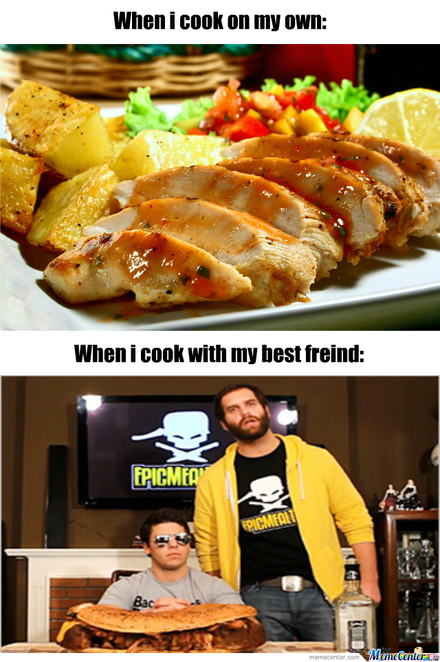 [RMX] When I Cook With My Best Freind