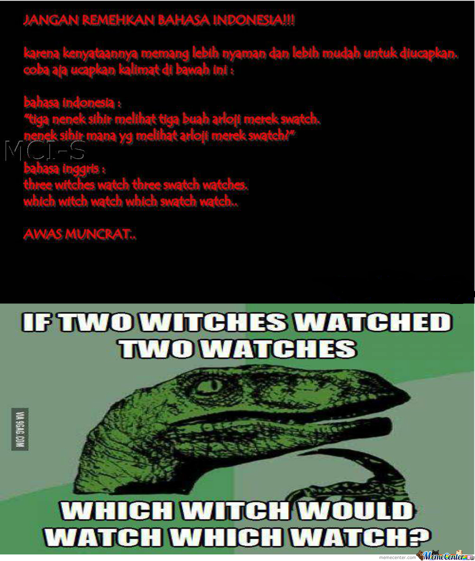 [Rmx]Which Witch Watch Witch( Indonesia )