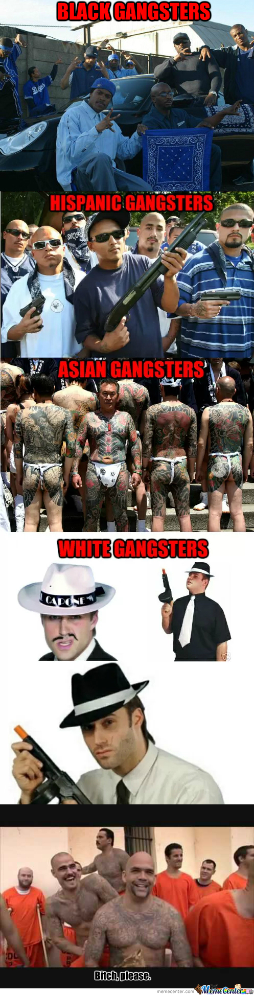 [RMX] White Gangsters