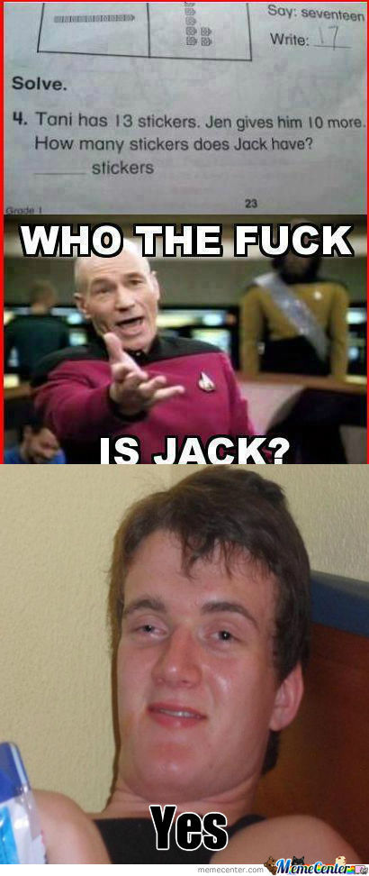 [RMX] Who The Fuck Is Jack?