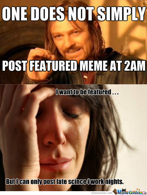[RMX] Why Admins No Stay Up Late?