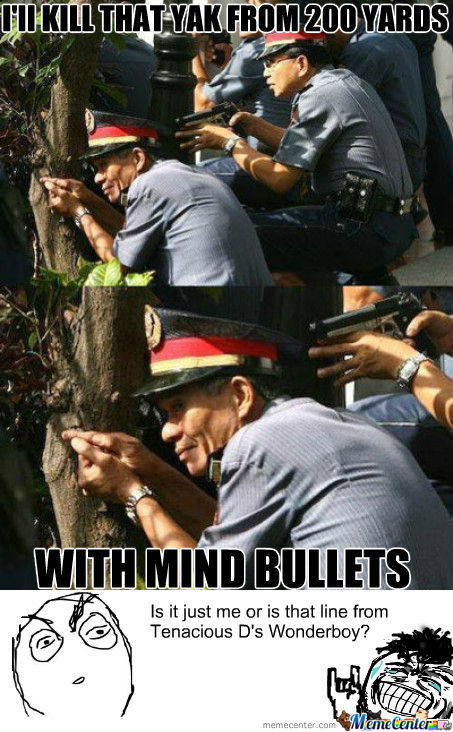 [RMX] With Mind Bullets