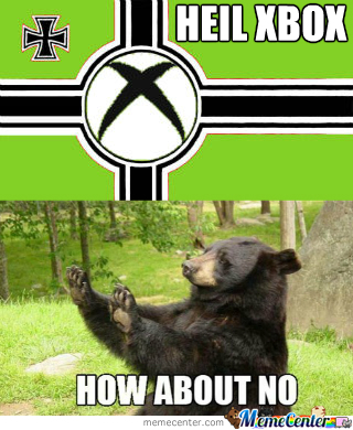 [RMX] Xbox One: The Official Game Console Of The Nazi Party