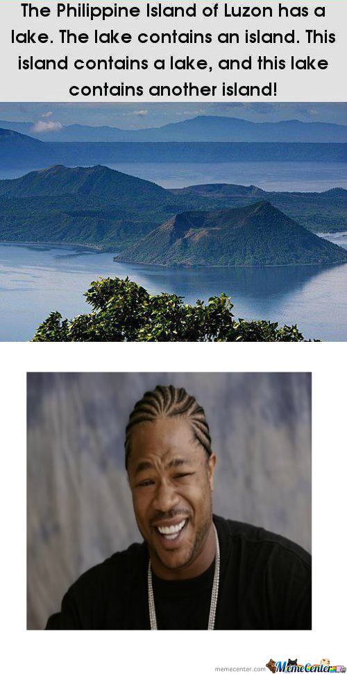 [RMX] Yo Dawg I Heard You Like Islands
