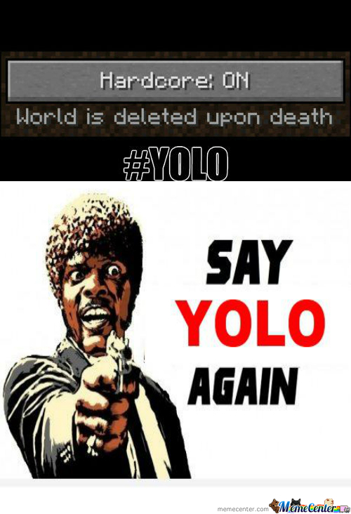 [RMX] #yolo Doing It Right