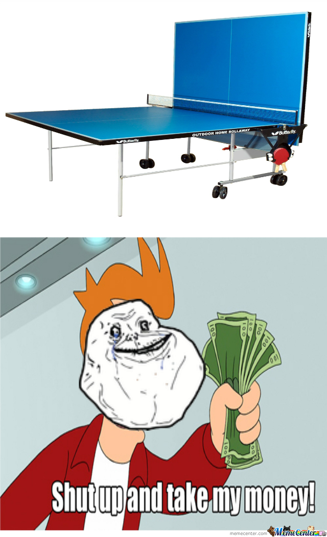 [RMX] You'll Get This If You've Ever Played Table Tenis