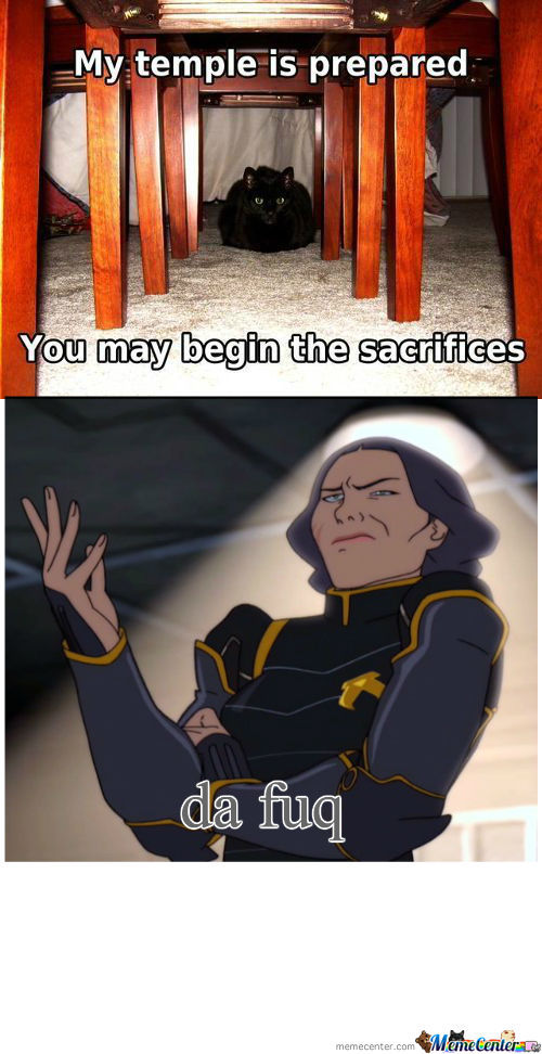 [RMX] You May Begin With The Sacrifices