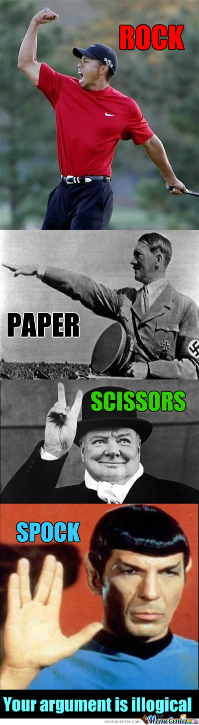 Rock-Paper-Scissors-Spock