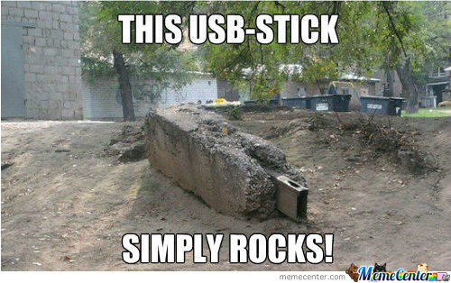 Rocking Usb-Stick