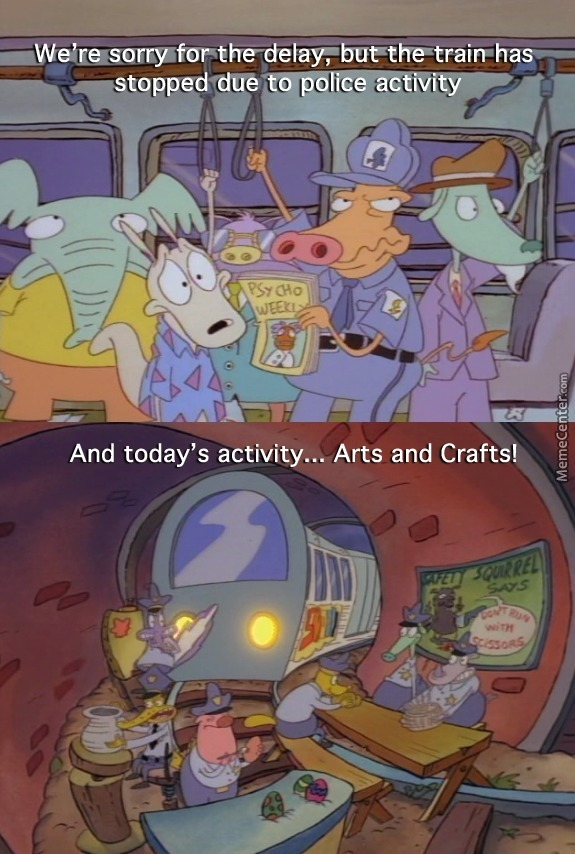 Rocko's Modern Life One Of The Best Shows Back In The Old Days