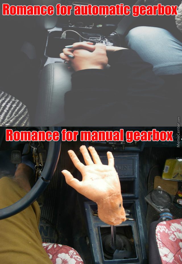 romance for automatic vs manual gearbox_o_3347457 romance for automatic vs manual gearbox ) by cpt hectorbrbss