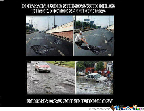 romanian roads_c_1109330 romania memes best collection of funny romania pictures