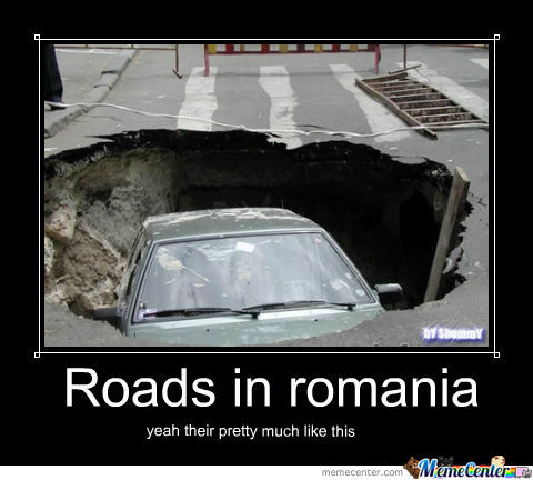 romanian roads_o_1076605 romanian roads by gheza meme center