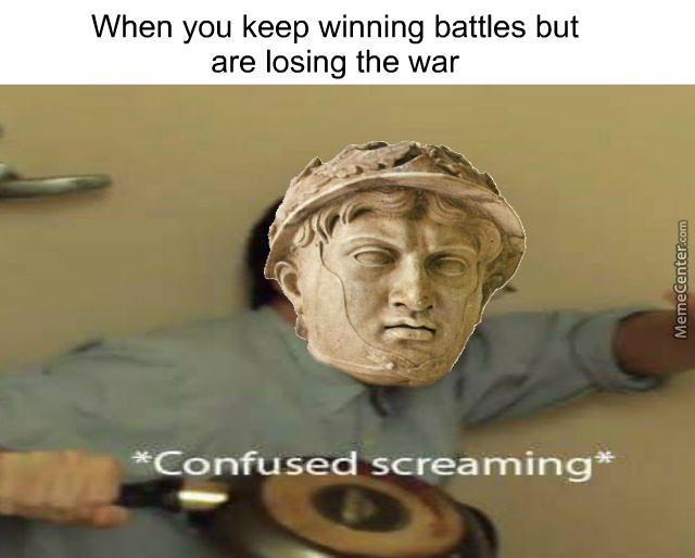 Romans Are Too Op Pls Nerf