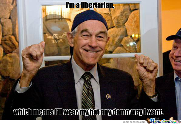 Ron Paul Win!