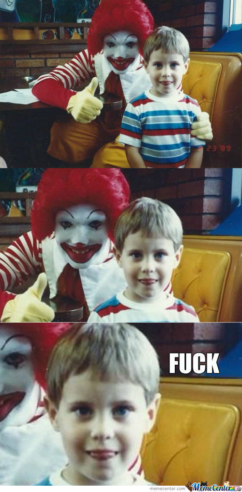 Ronald Mccreepy