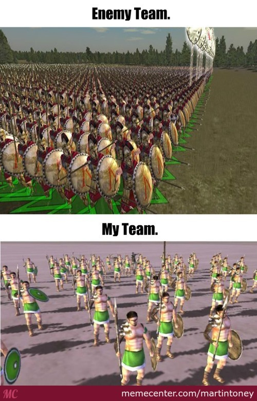 Rts Players Know These Feels