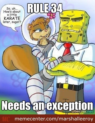 rule 34 needs an exception by marshalleeroy meme center