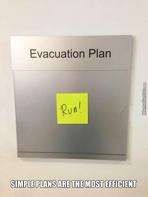 Run For A Plan