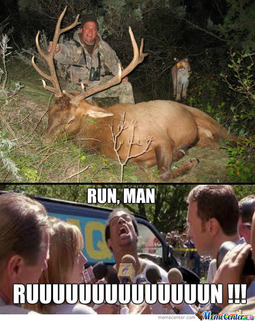 Run, Man Ruuuuuun!!!