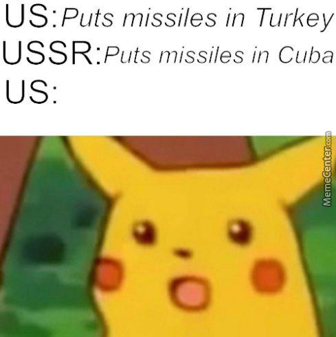 Ruskies Wanna Start Ww3! Thank Good For The Good Guys
