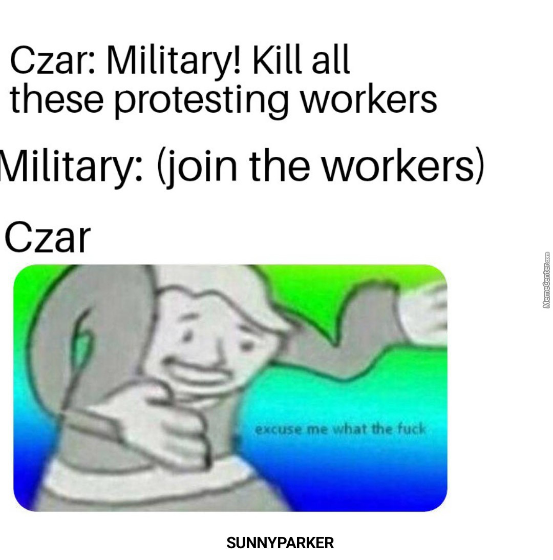 Russian Revolution In A Nutshell by sunnyparker - Meme Center