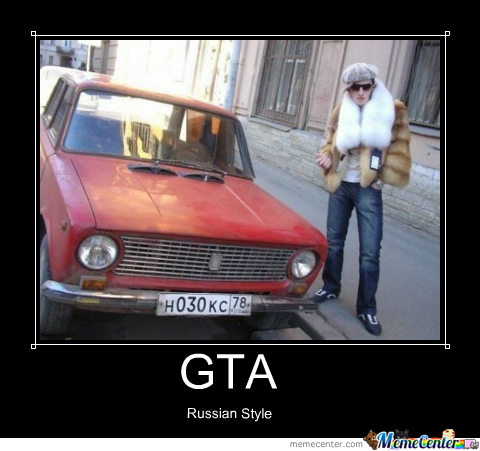 Russian Style!
