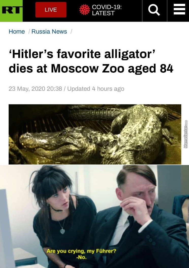 Sad. But At Least He Died Old And Not Young
