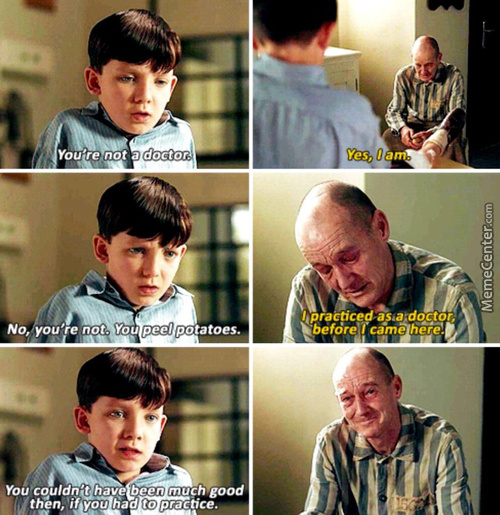 The Boy In The Striped Pajamas Memes Best Collection Of Funny The