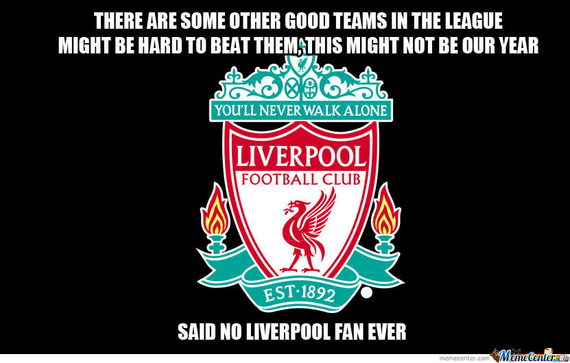 Said No Liverpool Fan Ever