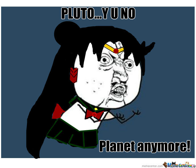 Sailor Plutos Dilema