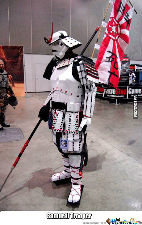 Samurai Trooper