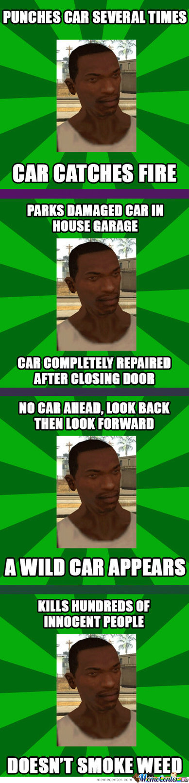 San Andreas Logic