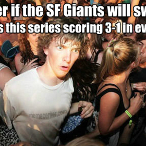 San Francisco Giants Vs Los Angeles Dodgers By Doggyb22 Meme Center