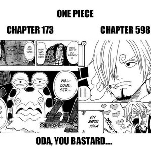 Sanjiu0027s Eyebrows Revealed At Little Garden Arc By Rob.lucci   Meme Center