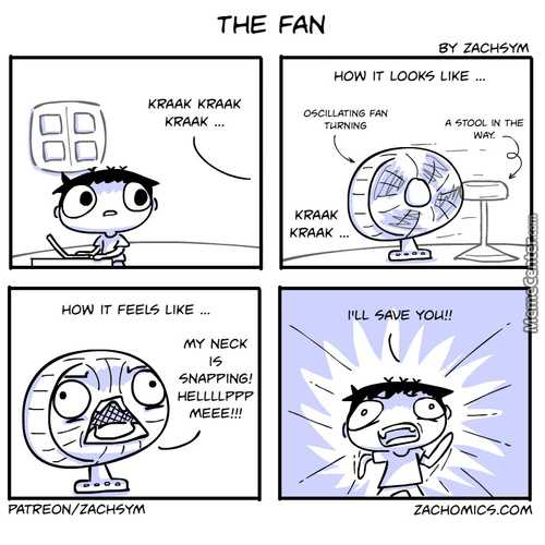 Save A Fan Today