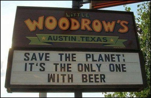 Save The Planet!