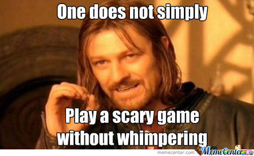 Scary Game