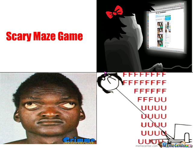 Scary maze game prank for android apk download.