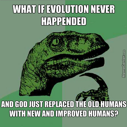 Sceptical Evolution