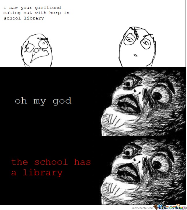 School Has Library