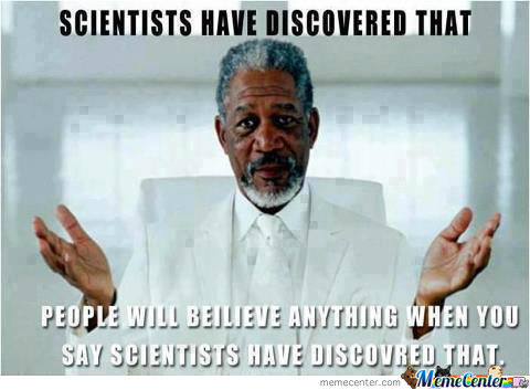 Scientinsts Discovered It.