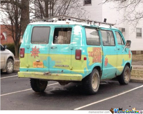 Scooby Really Let Himself Go