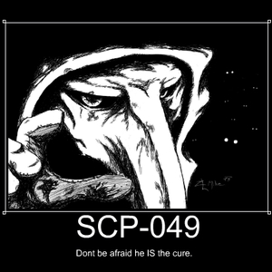 Scp 049 By Reptile12 Meme Center