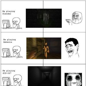 Scp Games