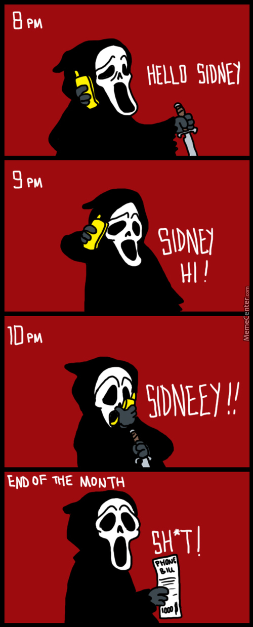 Ghostface Memes  Best Collection of Funny Ghostface Pictures
