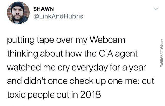 "Screw Those Fake Cia ""friends"""