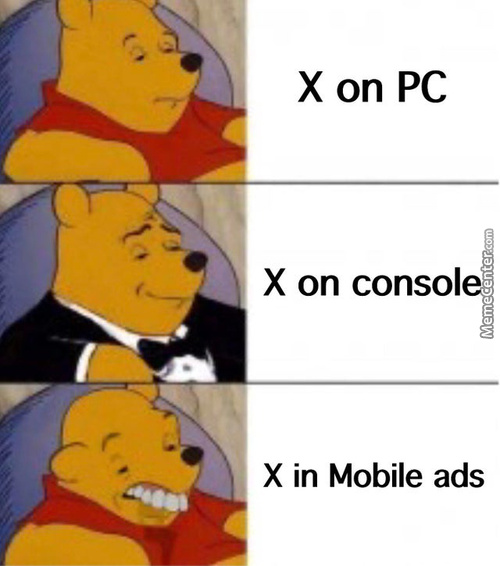 Screw Those X Buttons
