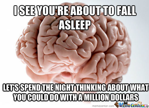 Screw You Brain